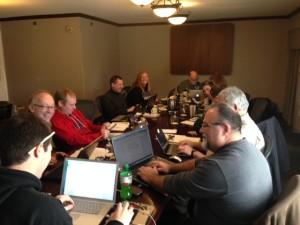 Steering Committee Meeting Winter 2015