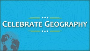 Discover materials created by National Geographic for Geography Awareness Week (including an archive that has materials going back to 2000!)